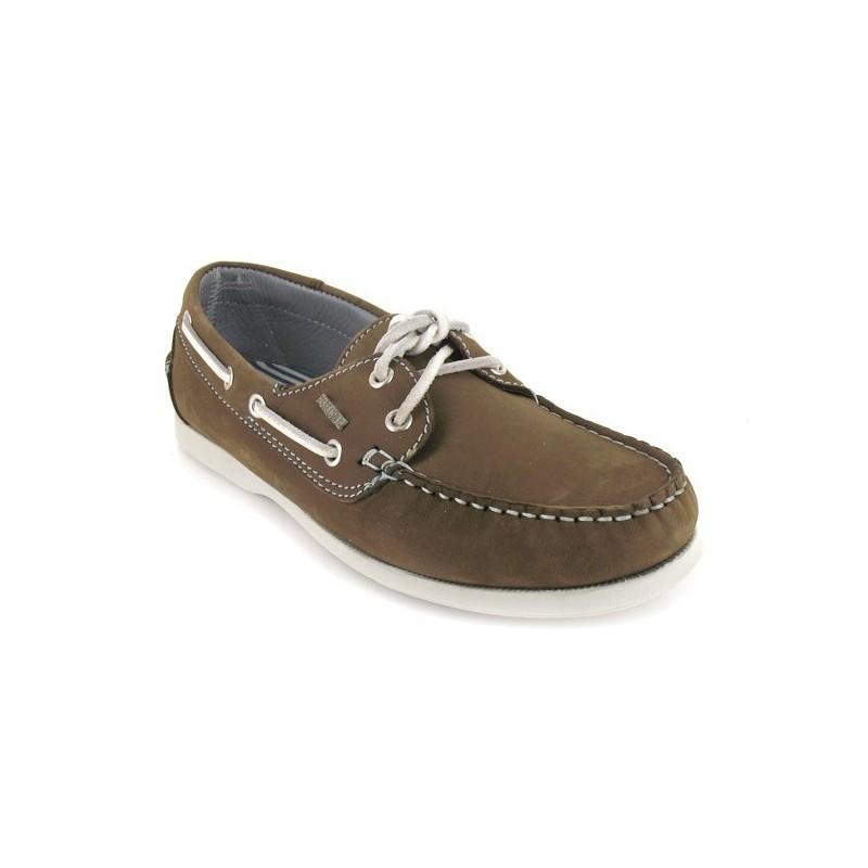 cd9e5938e8e7b Chaussures à lacets Dinard   Chaussures Bateau