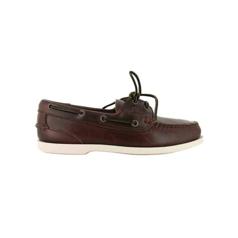 d85d7866eb2fe Chaussures à lacets Classic Lady   Chaussures Bateau